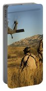 U.s. Air Force Pararescuemen Signal Portable Battery Charger