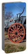 Us Buckboard Wagon Portable Battery Charger
