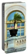 Us Capital Building Window Portable Battery Charger