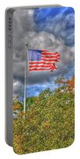 Us Flag 8091 Portable Battery Charger