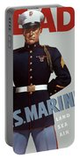 Us Marines - Ready Portable Battery Charger