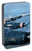 Us Navy Lagacy Flight  Portable Battery Charger