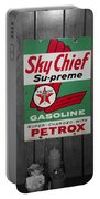 Us Route 66 Smaterjax Dwight Il Sky Chief Supreme Signage Portable Battery Charger