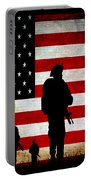 Usa Military Portable Battery Charger