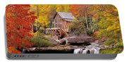 Usa, West Virginia, Glade Creek Grist Portable Battery Charger