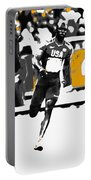 Usain Bolt Bringing It Home Portable Battery Charger