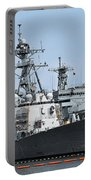 Uss James E. Williams Ddg-95 Portable Battery Charger