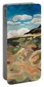 Utah Hill #6 Portable Battery Charger