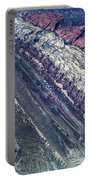 Utah Mountains High Altitiude Aerial Photo Portable Battery Charger
