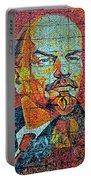 V. I. Ulyanov. Mosaic. Sochi Park. Portable Battery Charger