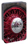 V8 Wheels Portable Battery Charger