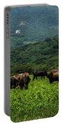 Vacas De Ahuachapan Portable Battery Charger