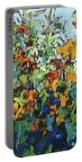 Vadasz Sunflowers Portable Battery Charger