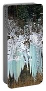 Vail Ice Falls Portable Battery Charger