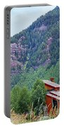 Vail Landscape Portable Battery Charger