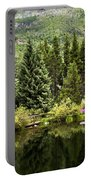 Vail Reflections In The Summer Portable Battery Charger