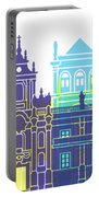 Valladolid Skyline Pop Portable Battery Charger
