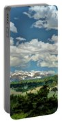 Valley In The Rockies Portable Battery Charger