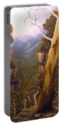 Valley Morning Dew Portable Battery Charger