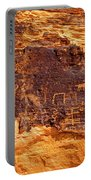Valley Of Fire Ancient Petroglyphs Portable Battery Charger