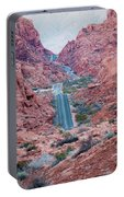 Valley Of Fire Drive Portable Battery Charger