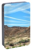 Valley Of Fire Nevada  Portable Battery Charger