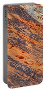 Valley Of Fire Petroglyphs Portable Battery Charger