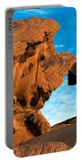 Valley Of Fire State Park Arch Rock Portable Battery Charger