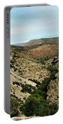 Valley View Of Whitesands Portable Battery Charger