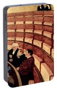 Vallotton: Gallery, 1895 Portable Battery Charger