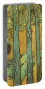 Van Gogh: Alyscamps, 1888 Portable Battery Charger