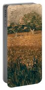 Van Gogh: Arles, 1888 Portable Battery Charger