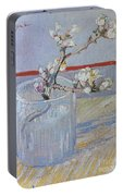 Van Gogh: Branch, 1888 Portable Battery Charger
