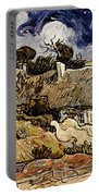 Van Gogh: Cordeville, 1890 Portable Battery Charger