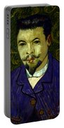 Van Gogh: Dr Rey, 19th C Portable Battery Charger