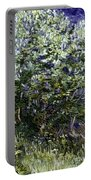 Van Gogh: Lilacs, 19th C Portable Battery Charger