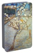 Van Gogh: Peartree, 1888 Portable Battery Charger