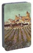 Van Gogh: Saintes-maries Portable Battery Charger