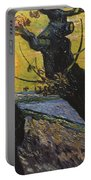 Van Gogh: Sower, 1888 Portable Battery Charger
