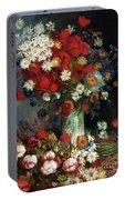 Van Gogh Still Life 1886 Portable Battery Charger