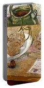 Van Gogh: Still Life, 1889 Portable Battery Charger