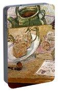 Van Gogh: Still Life, 1889 Portable Battery Charger