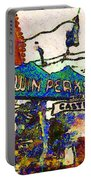 Van Gogh Takes A Wrong Turn And Discovers The Castro In San Francisco . 7d7547 Portable Battery Charger