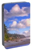Vancouver Island Portable Battery Charger