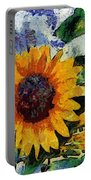 Vangogh Sunny Portable Battery Charger