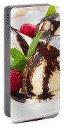 Vanilla Icecream Portable Battery Charger