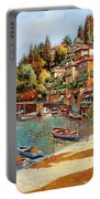 Varenna On Lake Como Portable Battery Charger