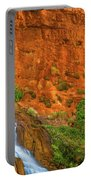 Vaseys Paradise Twin Falls Portable Battery Charger