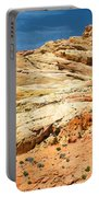 Vast Wonderland Valley Of Fire Portable Battery Charger