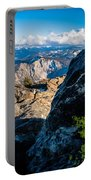 Vastly Majestic High Sierras Portable Battery Charger